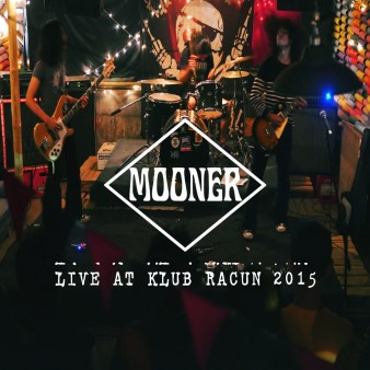 Mooner – Live at Klub Racun – November 2015